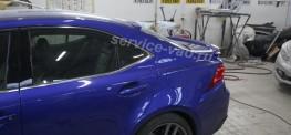 спойлер накладка козырек лип Lexus 200t 250 300h 2014 2015 2016 2017 f-sport fsport ebay style lexon skipper trd stillen (3)